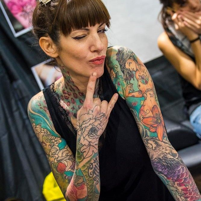 Tatoueur A Paris Kalie Art Tattoo Meilleur Salon De Tatouage A Paris
